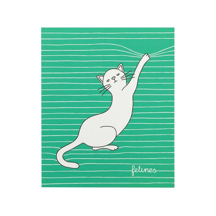 felines - Sticky Note Folder - Felines