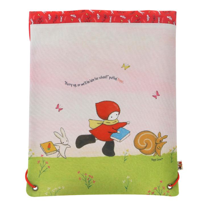 Poppi Loves - Drawstring Bag - Catch Me