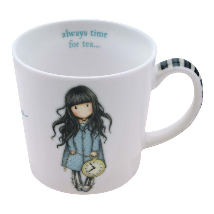 Gorjuss - Large Mug In A Gift Box - White Rabbit