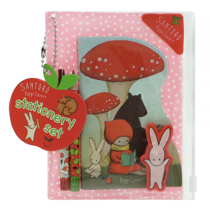 Poppi Loves - Mini Stationery Set - Balance