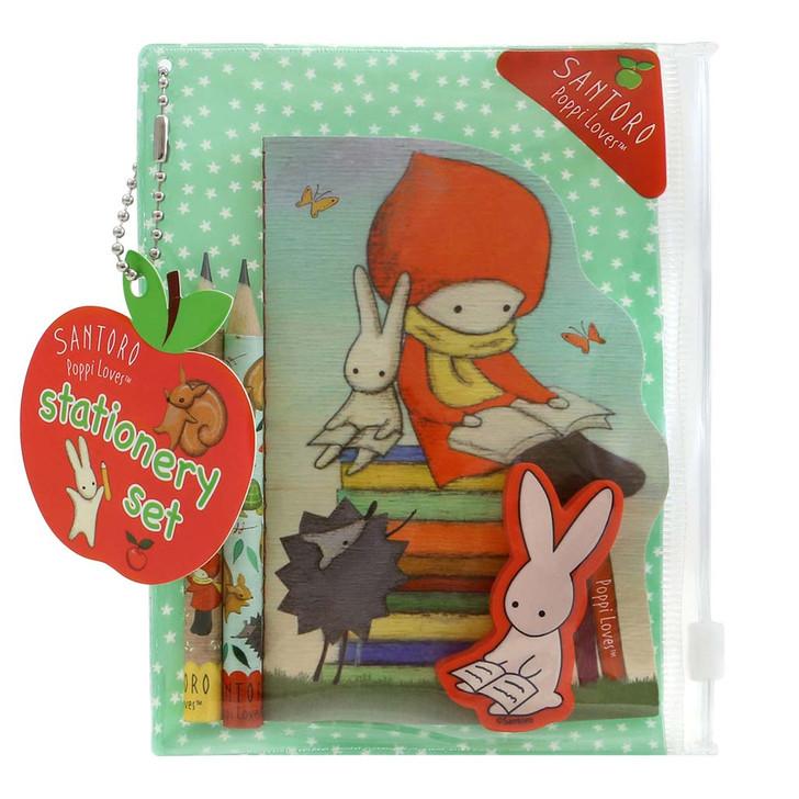 Poppi Loves - Mini Stationery Set - Catch Me