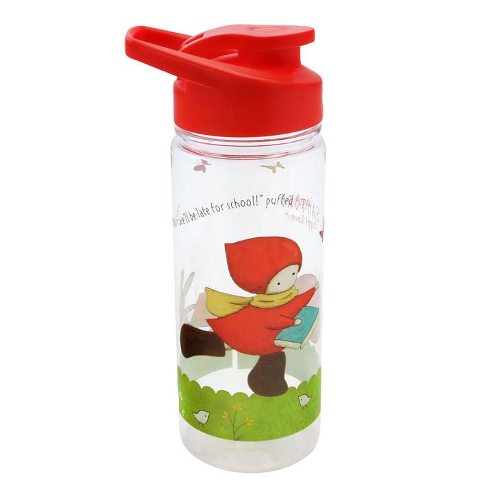 Poppi Loves - Plastic Water Bottle - Catch Me
