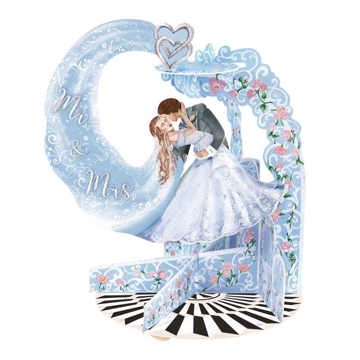 Pendulum Cards - Wedding Couple