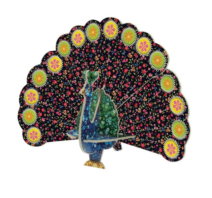 Patchpops - Peacock