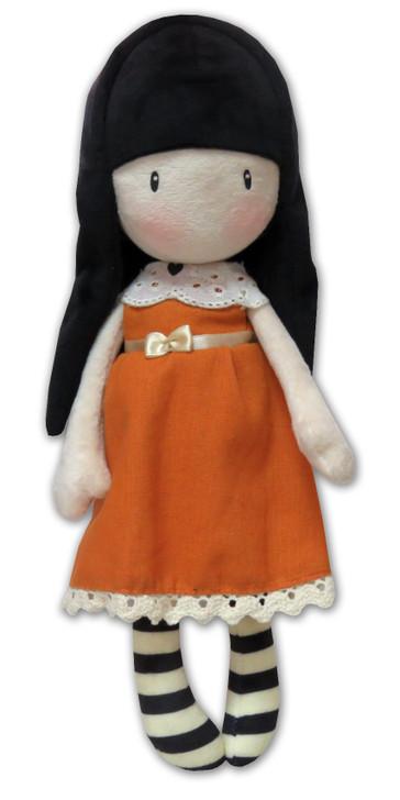 Gorjuss - 30cm Rag Doll In Gift Box - I Gave You My Heart