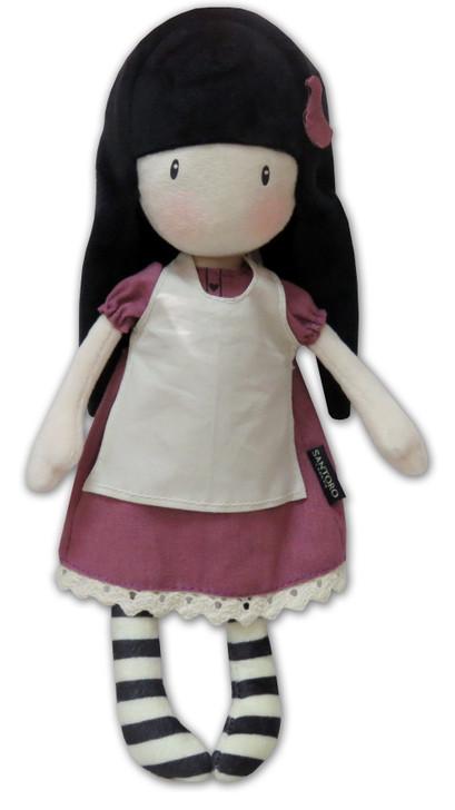 Gorjuss - 30cm Rag Doll In Gift Box - My Secret Place