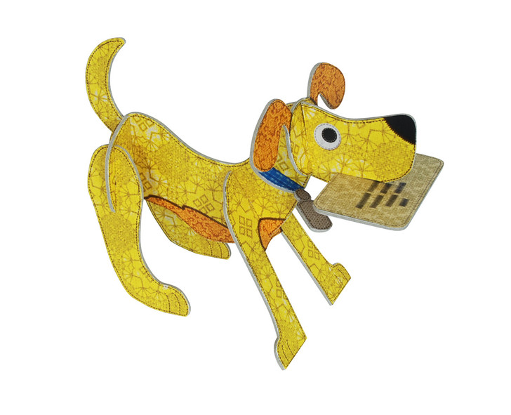 Patchpops - Dog