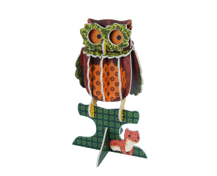 Patchpops - Owl
