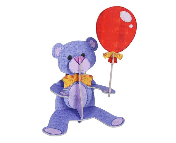 Patchpops - Teddy Bear