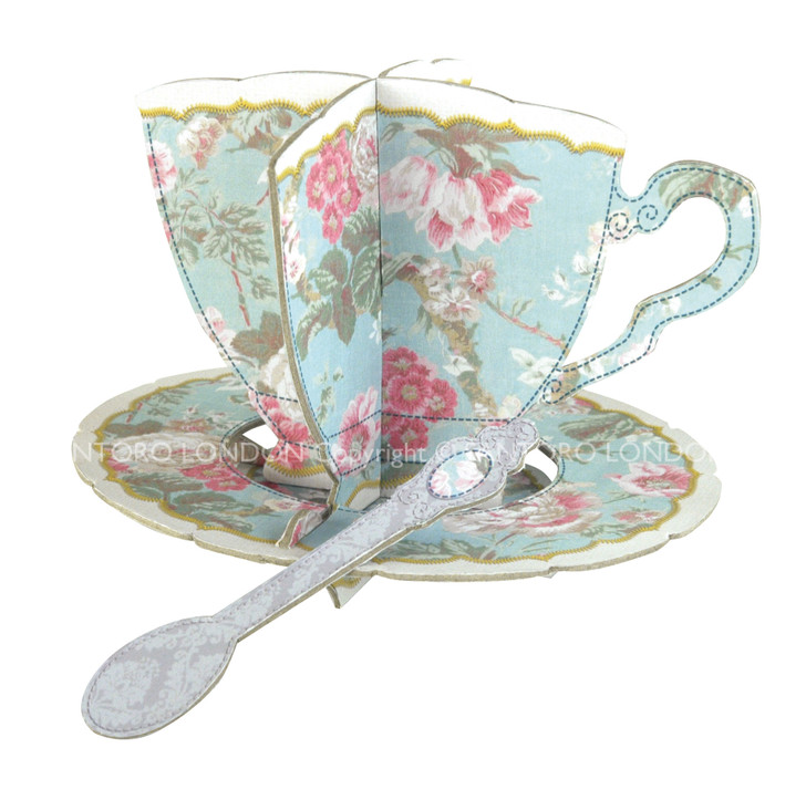 Patchpops - Cup And Saucer