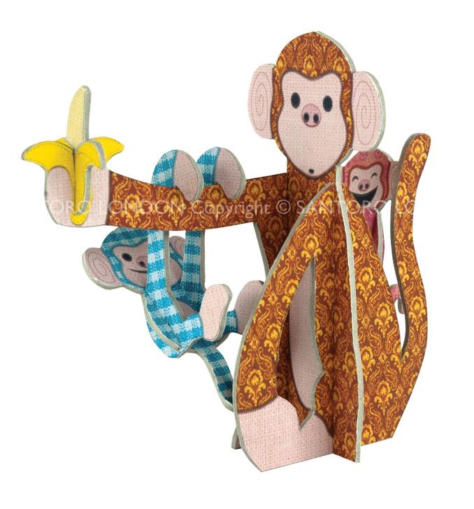 Patchpops - Monkeys