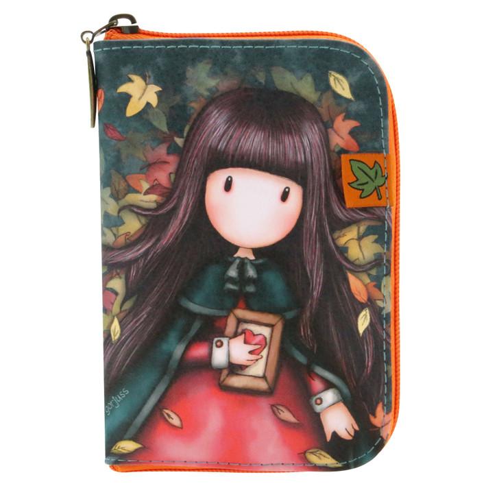 Gorjuss - Folding Shopper Bag - Autumn Leaves