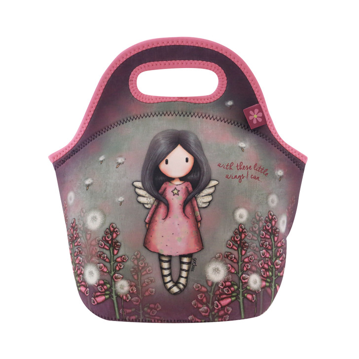 Gorjuss - Neoprene Lunch Bag - Little Wings