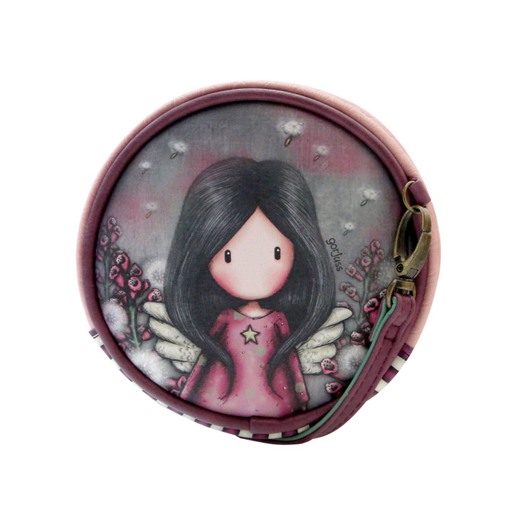 Gorjuss - Mini Round Bag - Little Wings