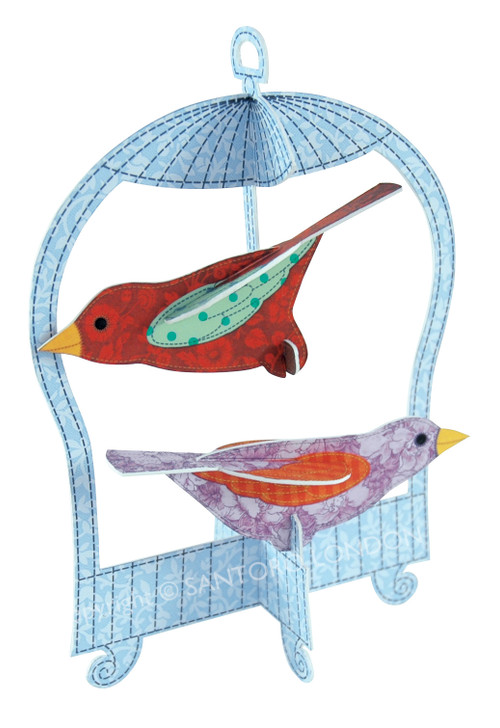 Patchpops - Bird Cage