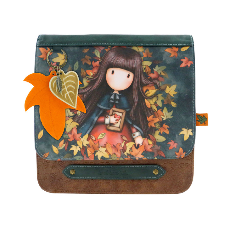 Gorjuss - Satchel - Autumn Leaves