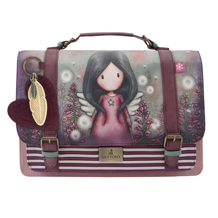 Gorjuss - Large Satchel - Little Wings