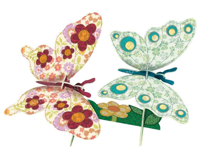 Patchpops - Butterflies