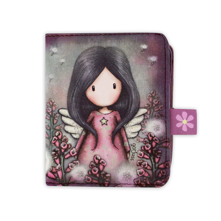 Gorjuss - Wallet With Detachable Purse - Little Wings