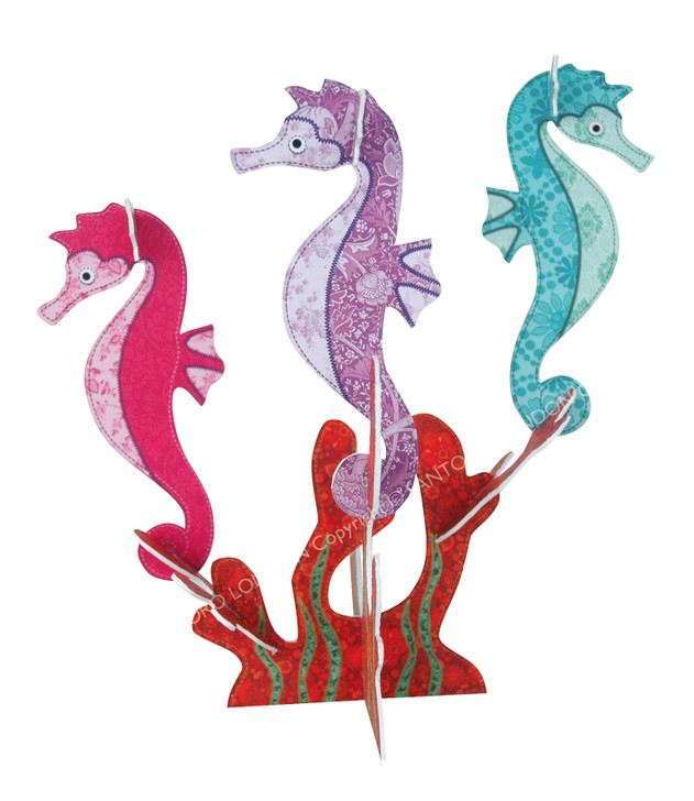 Patchpops - Seahorses