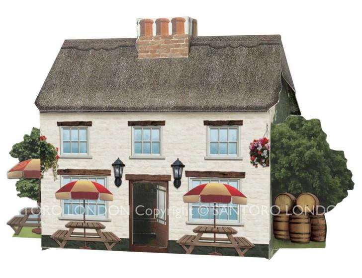 Pop-Up Places - The White Horse Pub