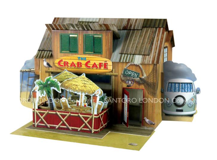 Pop-Up Places - The Crab Café