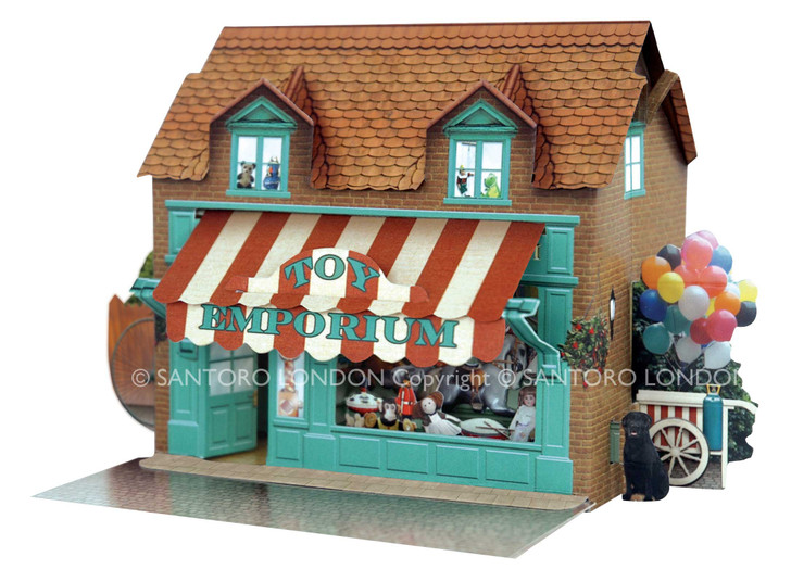 Pop-Up Places - The Toy Emporium