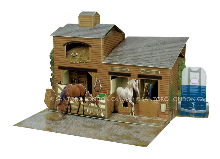 Pop-Up Places - The Stables