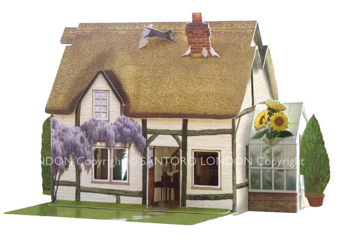 Pop-Up Places - Wisteria Cottage
