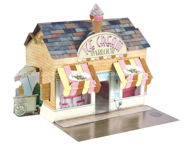 Pop-Up Places - The Ice Cream Parlour