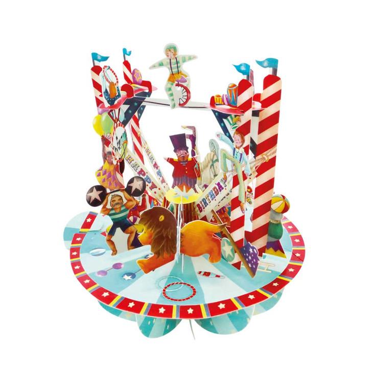 Pirouettes - Circus