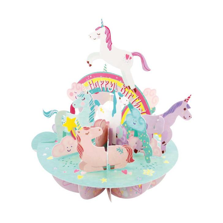 Pirouettes - Birthday Unicorn