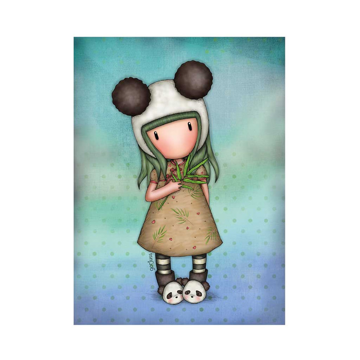 Gorjuss Collection - Love Panda