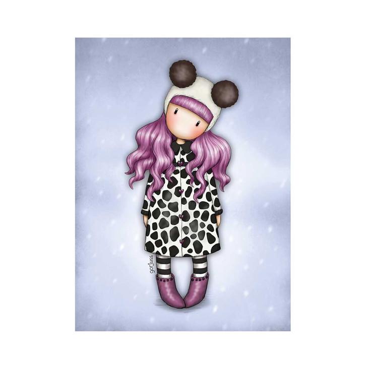 Gorjuss Collection - Violet Panda