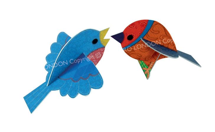 Patchpops - 2 Birds