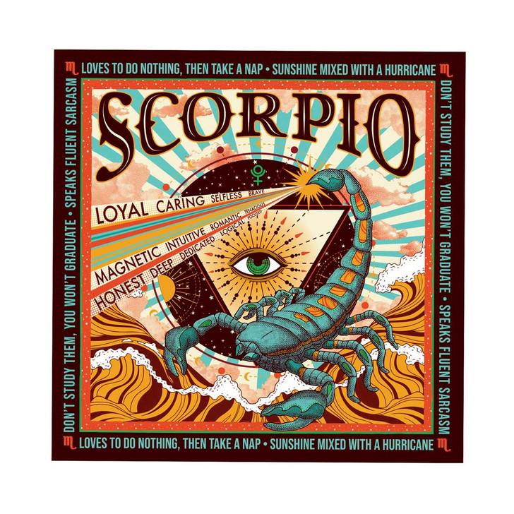 Zodiax - Scorpio