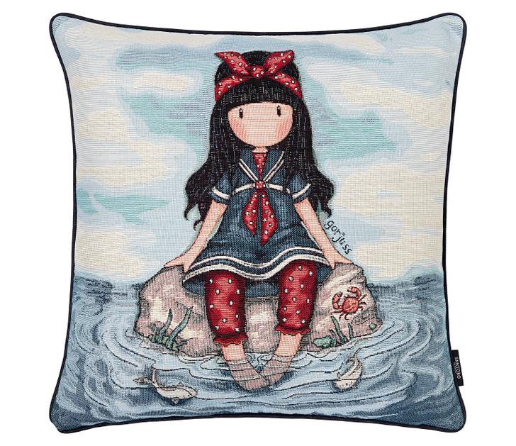 Gorjuss - Cushion - Little Fishes