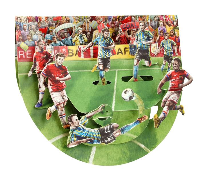 Popnrock - Soccer Match