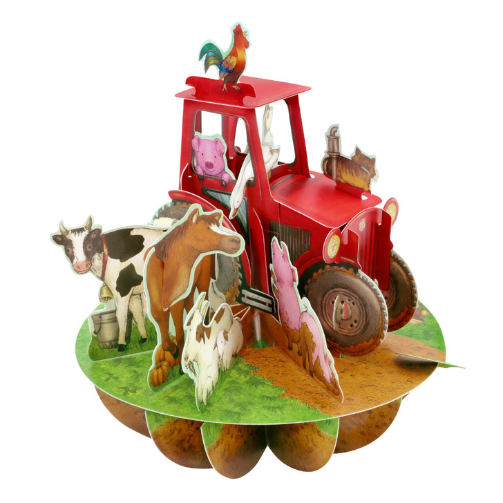 Pirouettes - Tractor And Farm Animals