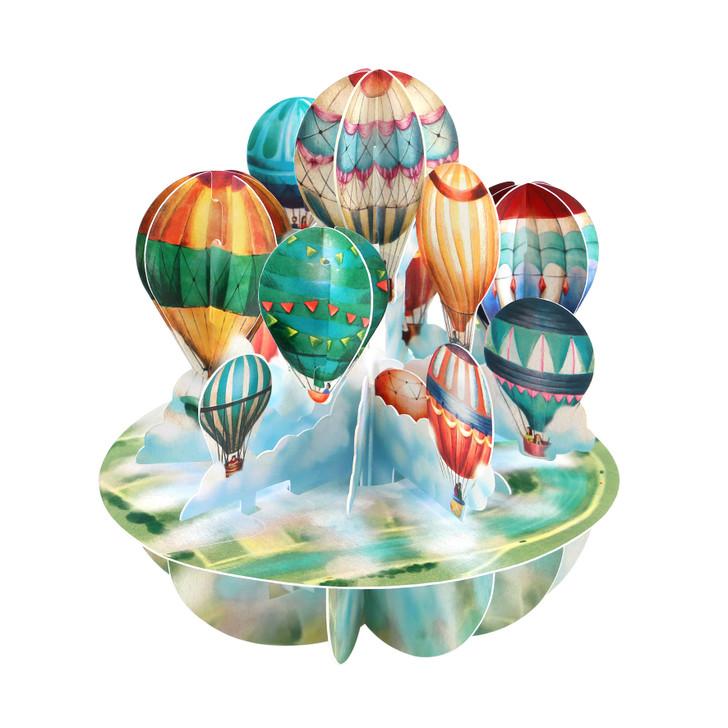 Pirouettes - Hot Air Balloons