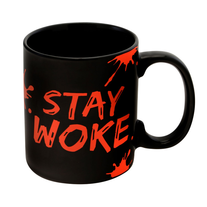 Masterpieces - Mug In Gift Box - Stay Woke