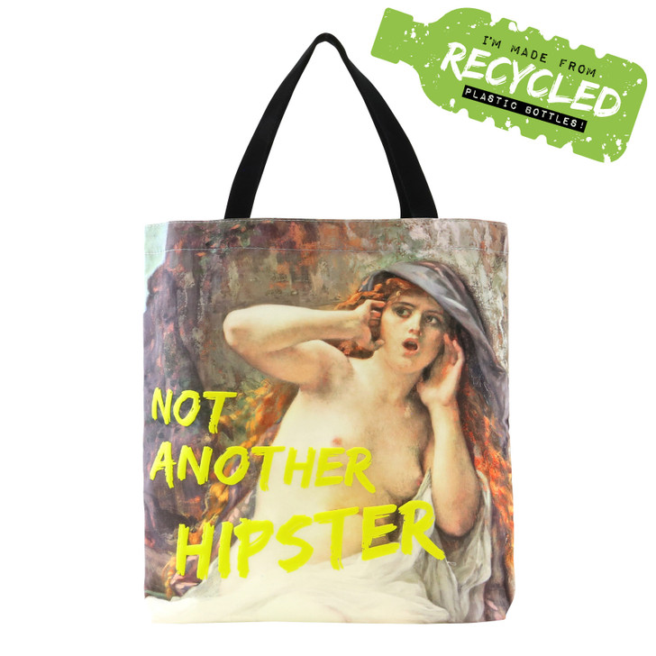 Masterpieces - Tote Bag - Not Another Hipster