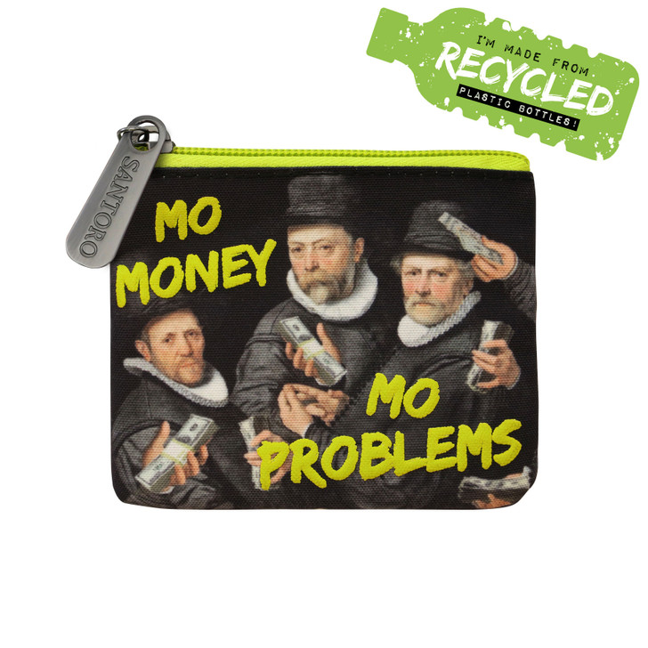 Masterpieces - Zip Purse - Mo Money Mo Problems