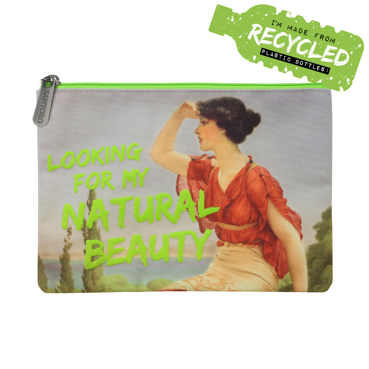Masterpieces - Accessory Flat Pouch - Looking For My Natural Beauty