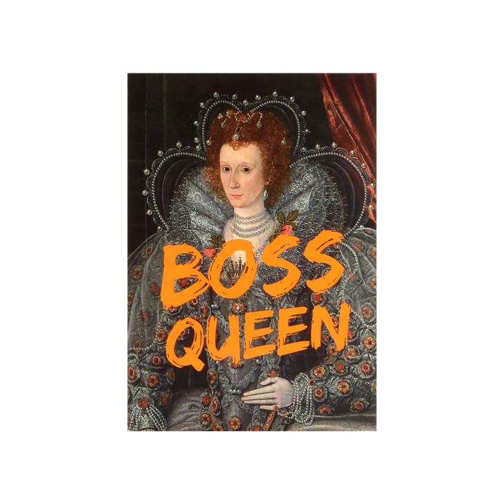 Masterpieces - A6 Notebook - Boss Queen