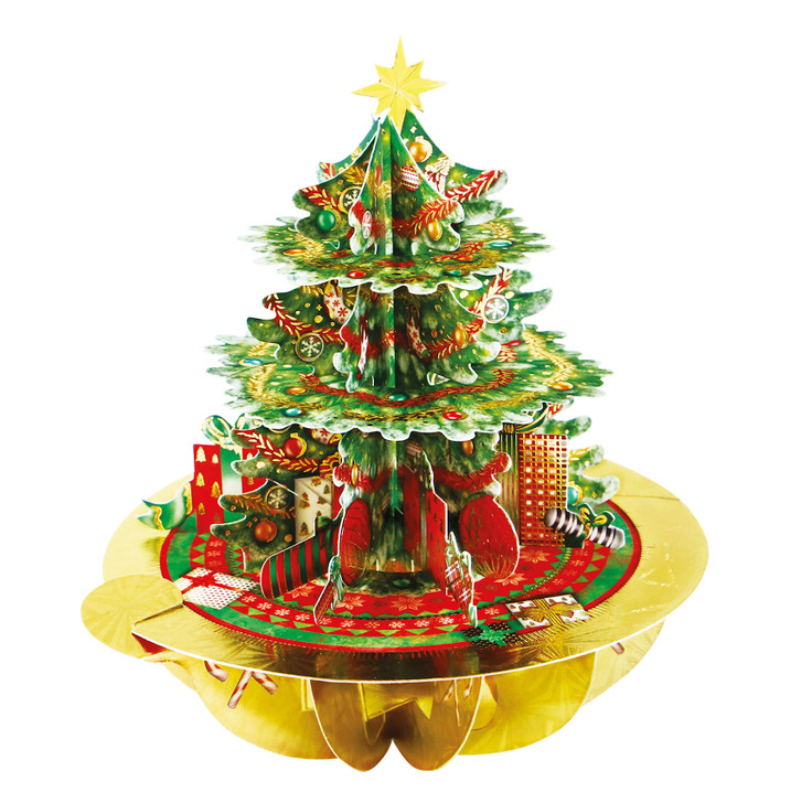 Pirouettes - Christmas Tree