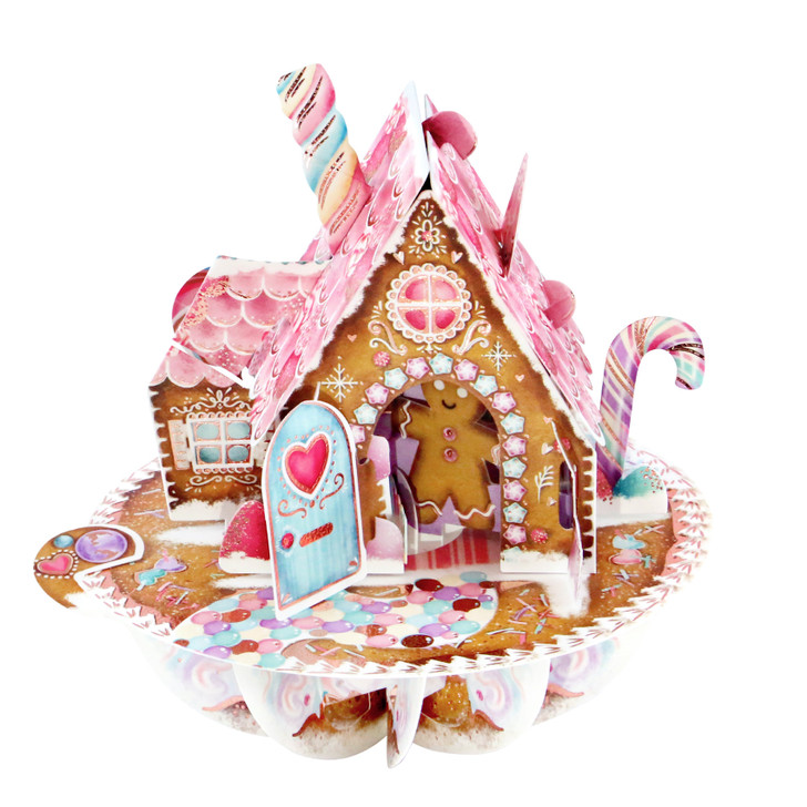 Pirouettes - Gingerbread House
