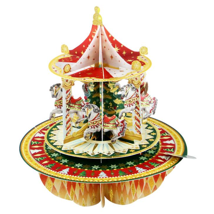 Pirouettes - Christmas Carousel