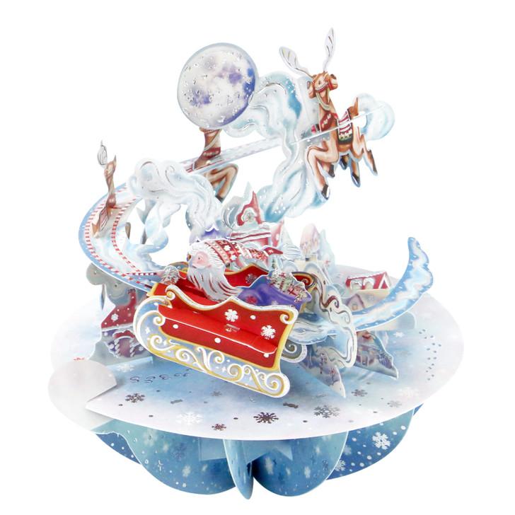 Pirouettes - Santa's Sleigh