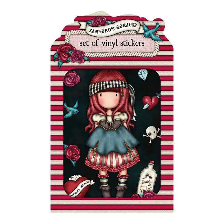 Gorjuss - Vinyl Sticker Pack  - Mary Rose:106